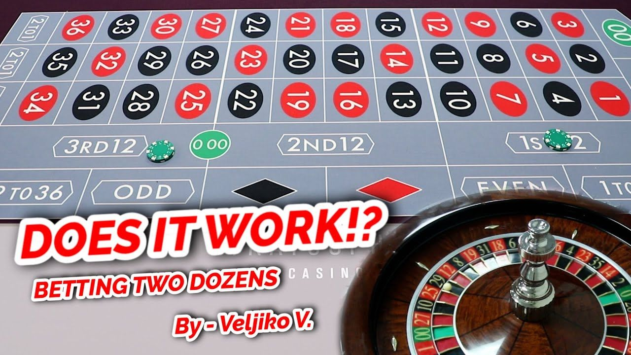 Roulette system 501108